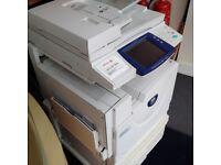 Xerox 7345 Workgroup Multi Function Printer & Copier