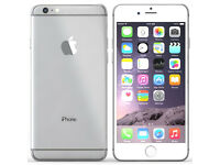 iPhone 6 64gb in Silver/White
