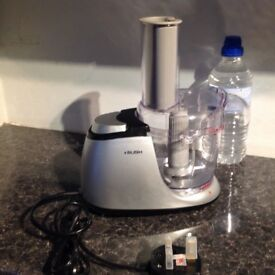 New and unused bush mini food processor/chopper