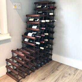 WINE RACK - 60 bottles