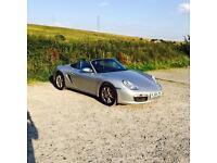 Porsche Boxster (Cayman)