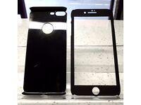 iPhone 6 Plus, 6S Plus 360 Black Protect Case