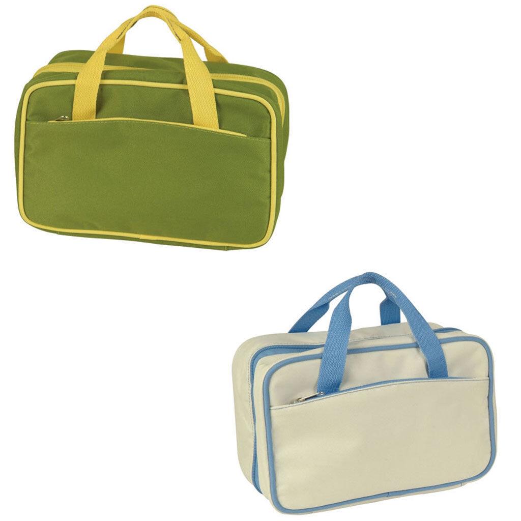 Travel Kit Organizer Bag Accessories Toiletry Cosmetics Make