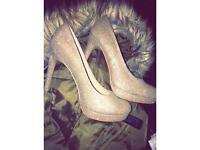 Size 7 Heels.