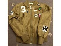 H&M Bomber Jacket Age 11-12