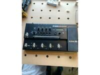 Line 6 pod hd 300 guitar fx effects pedal