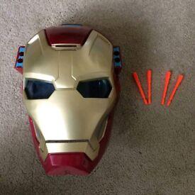 Marvel Avengers Iron Man 3 ARC FX Mission Mask