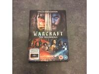 Brand new 2016 Release ( Warcraft )