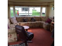 PRIVATE SALE AT SANDYLANDS HOLIDAY PARK NO TIME WASTERS BOOK FOR VIEWING THANKS