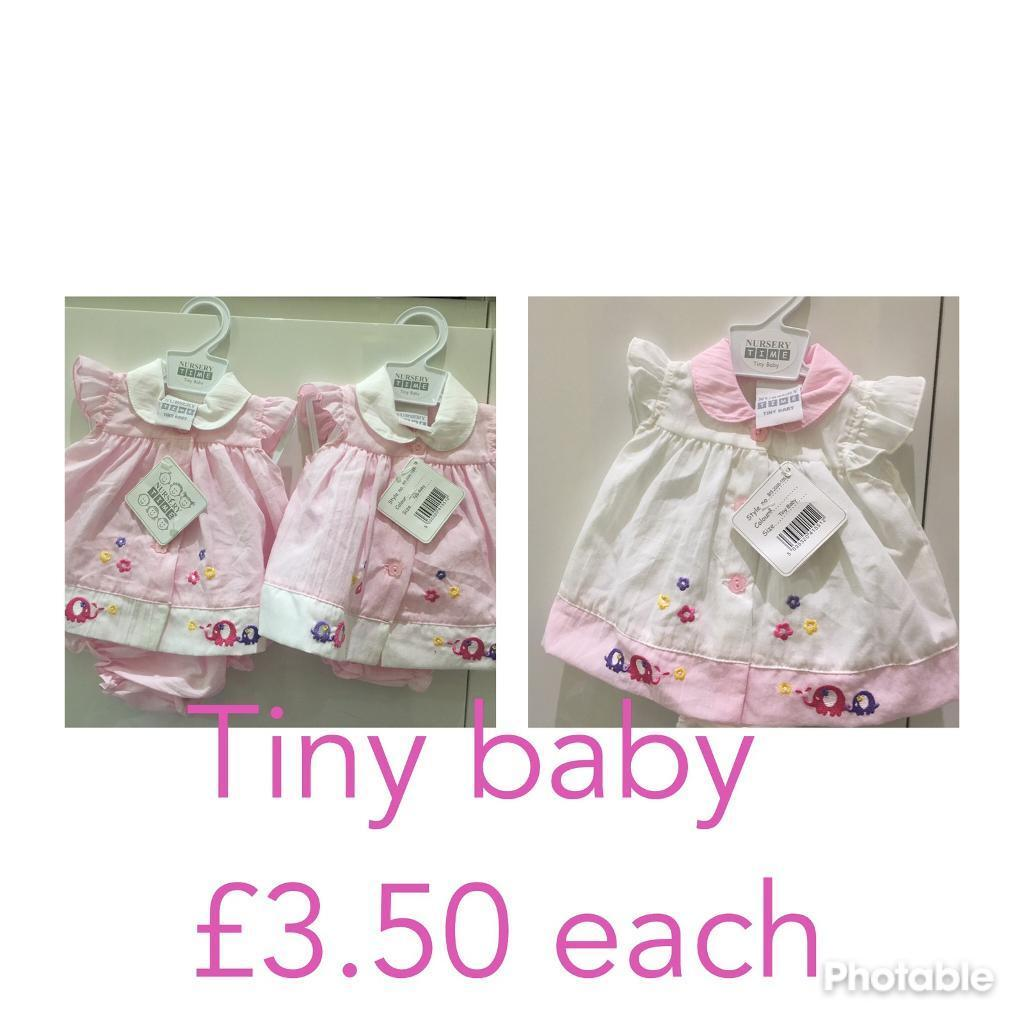 New with tags Various brand new girls dresses