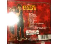 Disneys Camp rock soundtrack CD