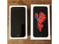 iPhone 6S Space Grey - Boxed and Unlocked