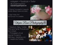 PHOTOSHOOTS AND SPECIAL EVENTS PHOTOGRAPHER