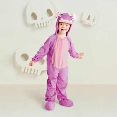 Hyde & Eek Boutique Plush Hippo Halloween Costume Purple 18-24 Months](Purple Hippo Halloween Costume)