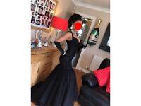 Sherri Hill Prom Dress us size 0 uk 4/6 £180