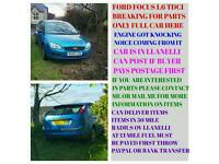 Ford focus tdci 1.6 breaking only