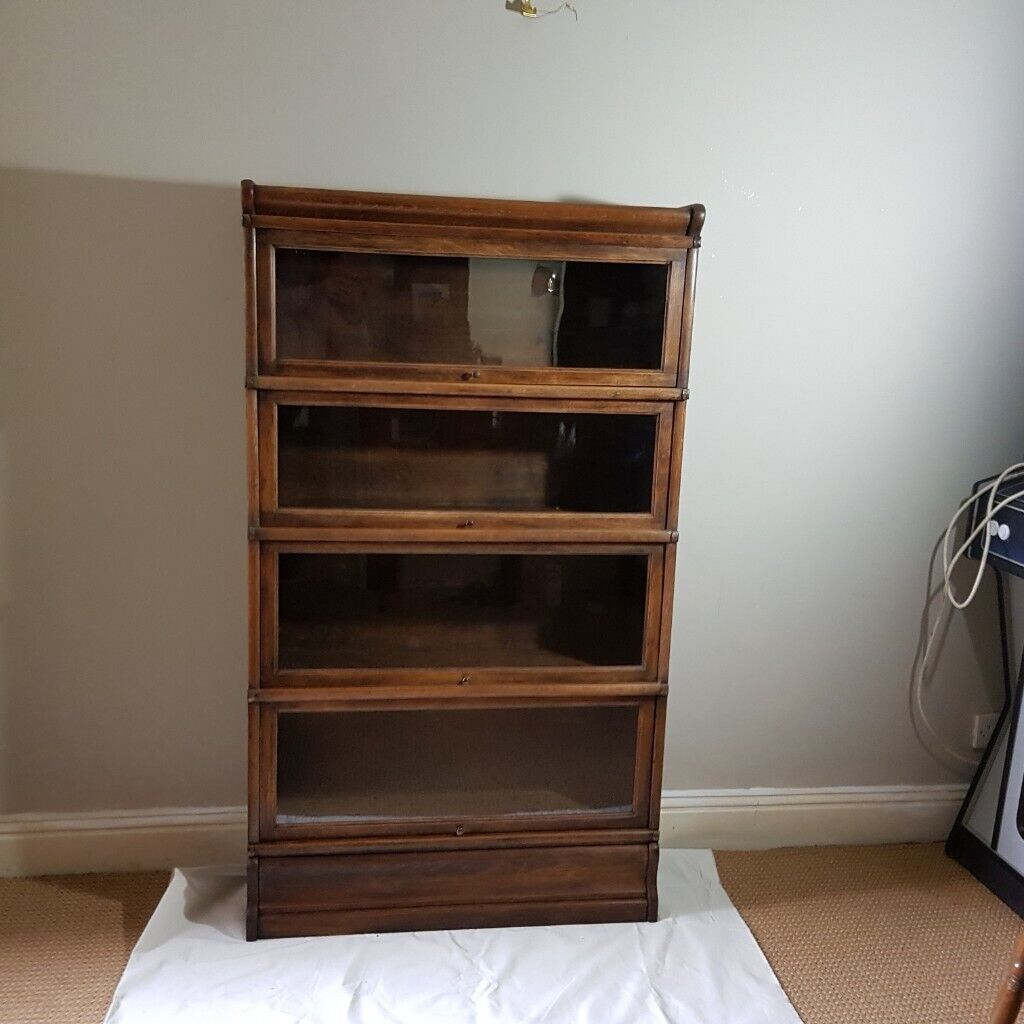 Antique Globe Wernicke Barristers Bookcase In Bournemouth Dorset Gumtree