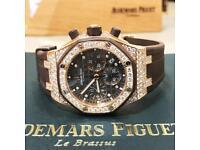 Audemats Piguet Diamond Watch