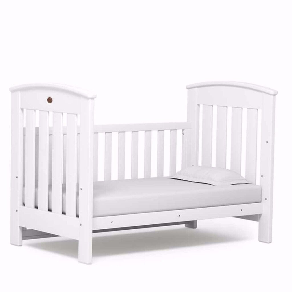 "Boori ""Country Collection"" classic cot bed."