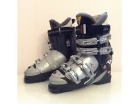Womens Ladies Nordica F8 W Ski Boots . Boots state size as 26 - 26.5, UK 7 - 7.5 / Euro 40.5 - 41