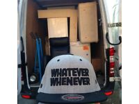 FAST RELIABLE ~MAN & VAN~ LEICESTER EASTMIDLANDS