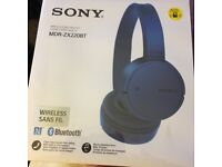 SONY WIRELESS STERIO HEADSET
