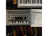 Roland MC303 Groovebox with manual