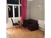 A Newly Decorated Double Studio Flat