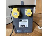 Defender 110v Heater Transformer 3.0 kva
