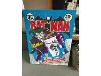 Batman Joker Canvas