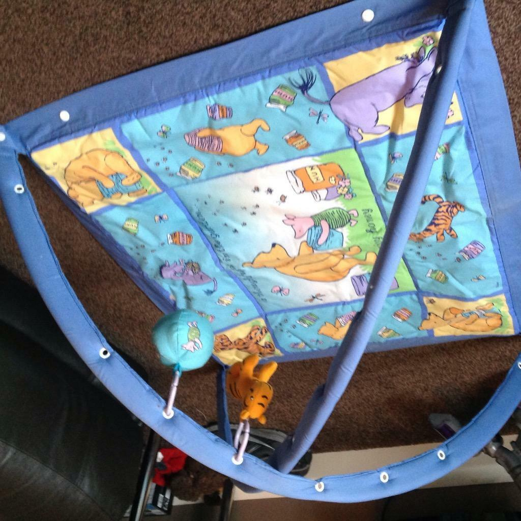 Mothercare Winnie The Pooh Playmat In Crewe Cheshire