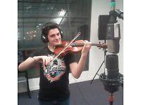 Violin, piano, music theory teacher - professional level