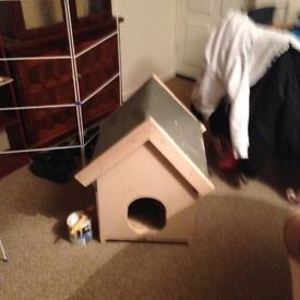 Small kennels ideal for small dogs or cats