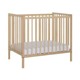 Kiddicare compact cot and mattress