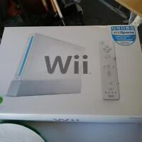 Almost new WII System