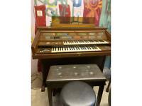 Old Electric Organ