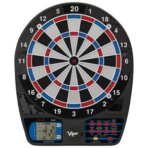 "Viper 420001 787 15.5"" Soft Tip Electronic Dart Board (New Other)"