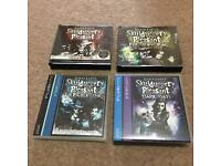 Skulduggery Pleasant by Derek Landy Audiobooks