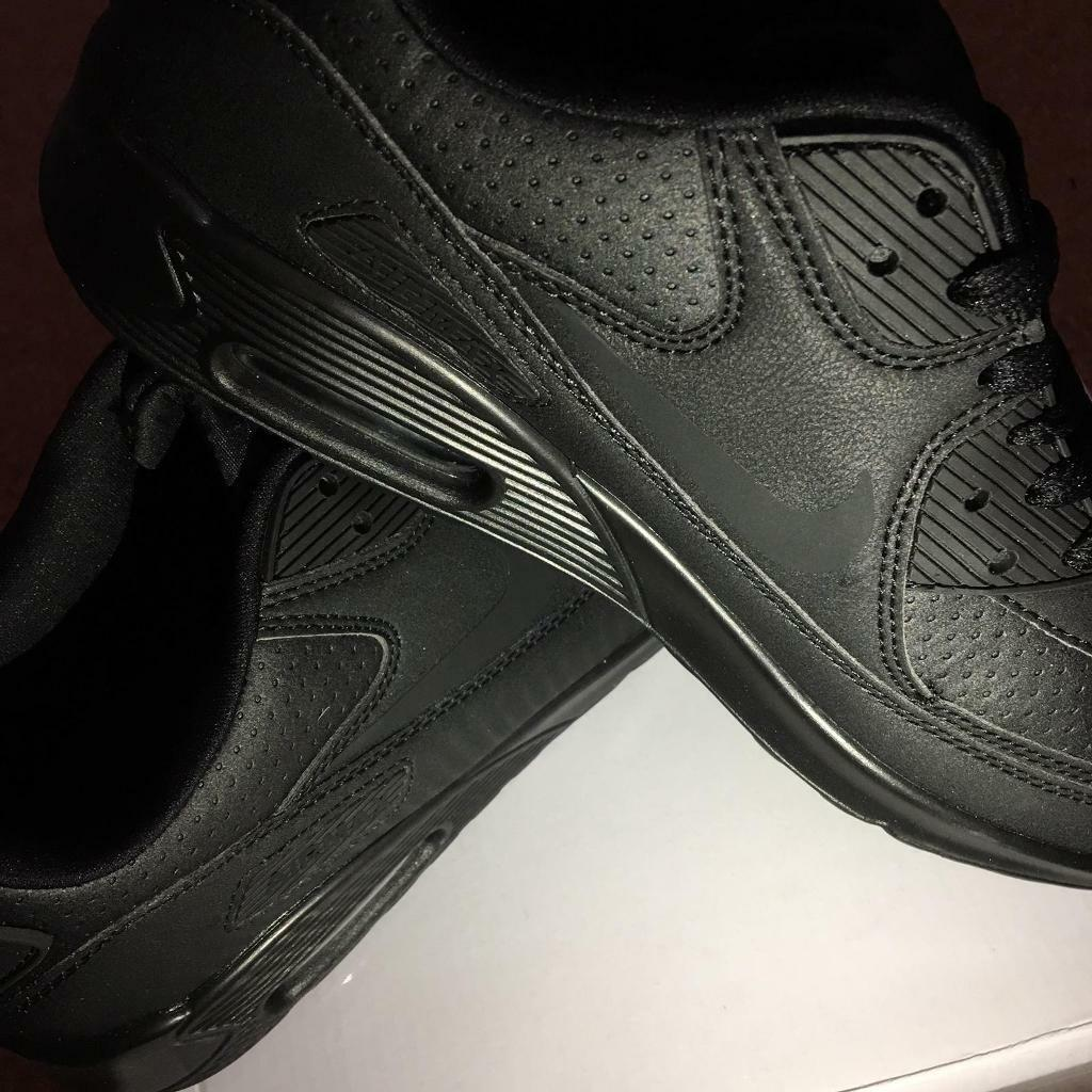 reputable site 990fd f74ef SIZE 10 BRAND NEW NIKE AIRMAX 90 BOXED TRAINERS BLK (NOT) tn 110 air max 97  vapor plus flyknit | in Erdington, West Midlands | Gumtree