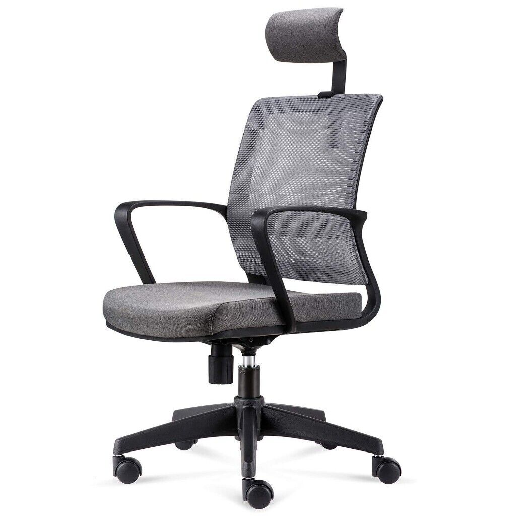 Fine Intey Mesh Back Ergonomic Office Chair Swivel Desk Chair With Lumbar Support In Slough Berkshire Gumtree Dailytribune Chair Design For Home Dailytribuneorg