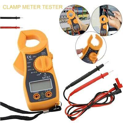 Electrical Lcd Digital Meter Multimeter Ohmmeter Multi Ohm Tester Ac Dc Voltmete