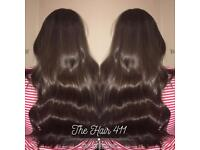 Hair Extensions/ Mobile Hairdresser / Private Salon/ nano tip/ tiny tips/ I tip/easilocks