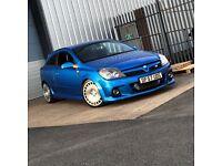 Vauxhall astra VXR 2.0turbo for sale - 78k Arden Blue £5500 ono