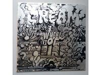 Cream - Wheels of Fire - Double Gatefold Vinyl LP - UK 1st Rare Mono Press A1/B1