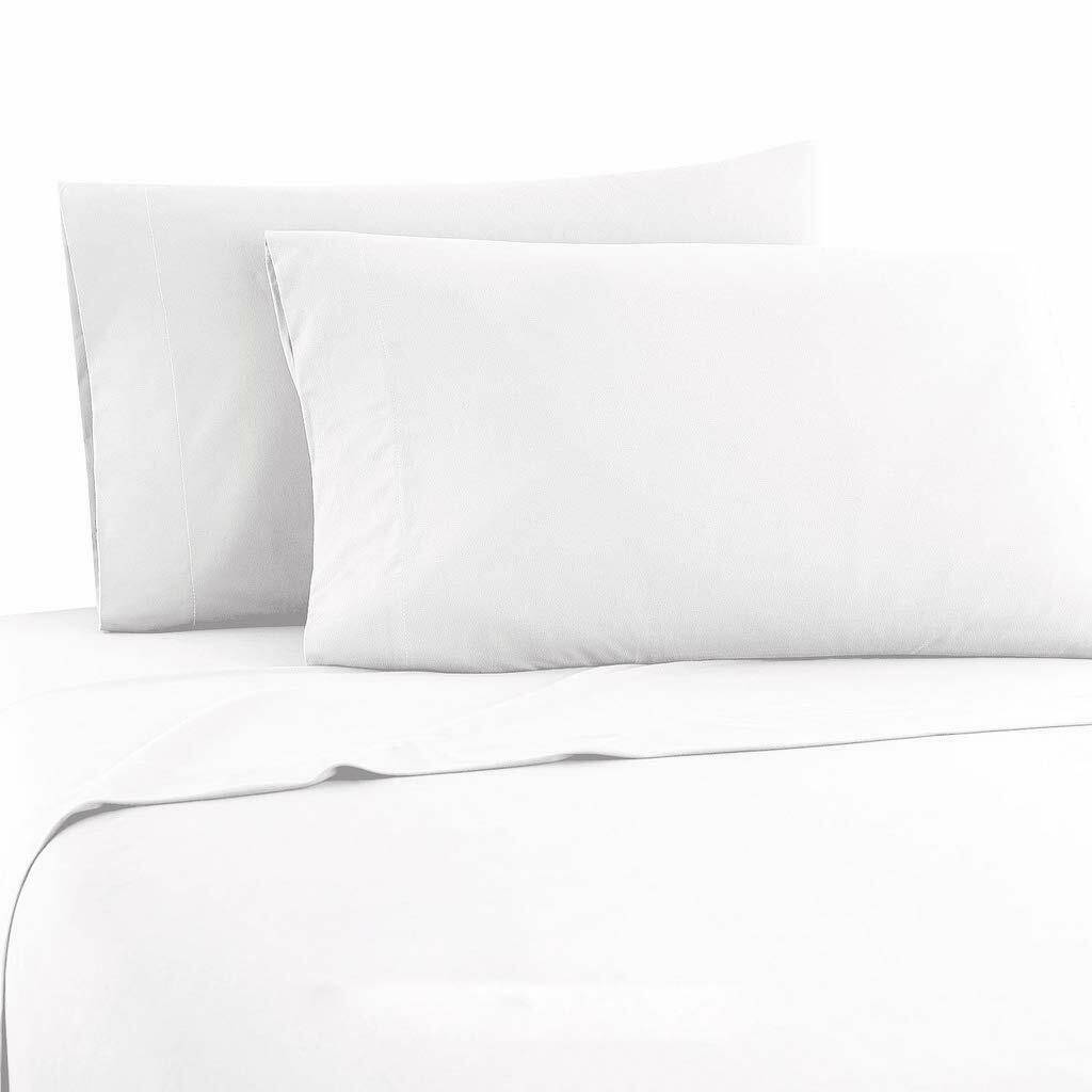 Attached Waterbed Sheets 100% Cotton 450 Thread Count For Wa