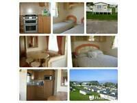 3 bed caravan available 4 nights today at craig tara up to 8 ppl £99