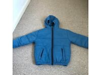 Hatley Reversible Coat - RRP £52 - age 4
