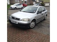 Vauxhall Astra 1,6 automatic long mot lots of services very good runer £375