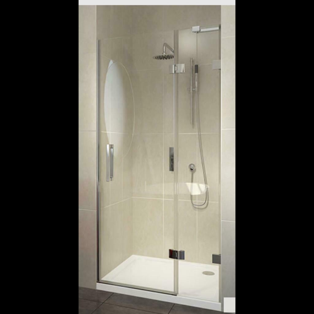 Brand New Frameless Shower Enclosure With Hinged Door 1200mm X 1850mm Rrp 283 In York North Yorkshire Gumtree