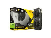 Zotac NVIDIA GeForce GTX 1070 8 GB AMP Edition GDDR5 VR Ready Graphics Card - Black